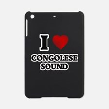 I Love Congolese Sound iPad Mini Case
