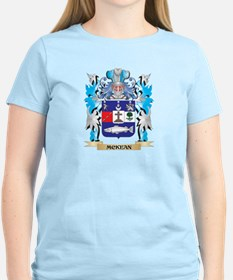 Mckean Coat of Arms - Family Crest T-Shirt