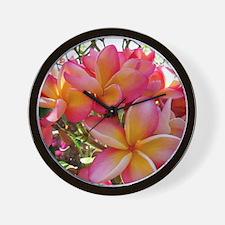 Cute Hawaii Wall Clock