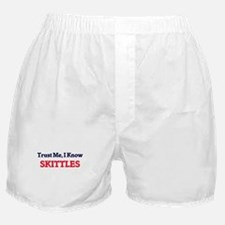 Trust Me, I know Skittles Boxer Shorts