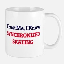Trust Me, I know Synchronized Skating Mugs