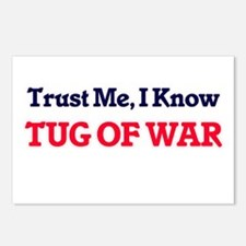 Trust Me, I know Tug Of W Postcards (Package of 8)