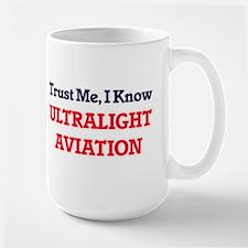 Trust Me, I know Ultralight Aviation Mugs