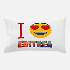 I love Eritrea Pillow Case