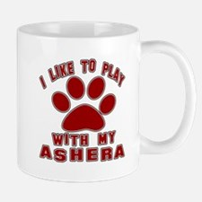 I Like Play With My Ashera Cat Mug