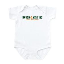 Brush writting B&N Infant Bodysuit