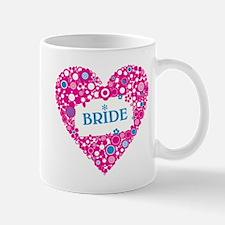 BRIDE HEART Mug