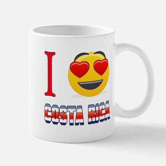 I love Costa Rica Mug