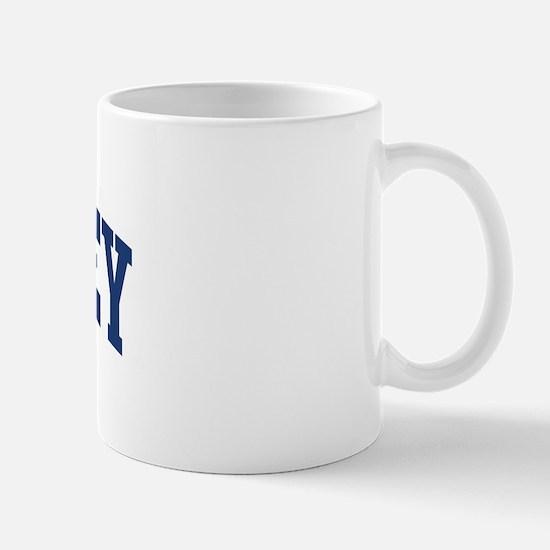 HERSHEY design (blue) Mug