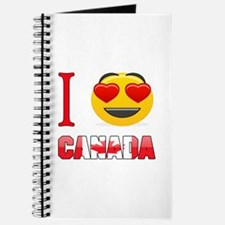 I love Canada Journal