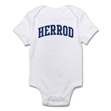 HERROD design (blue) Onesie