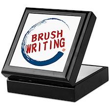 Brush writting BK Keepsake Box