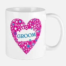 GROOM HEART Mug