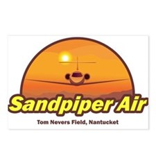 Sandpiper Air Postcards (Package of 8)