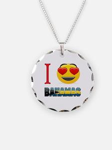 I love Bahamas Necklace