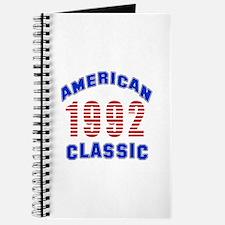 American Classic 1992 Journal