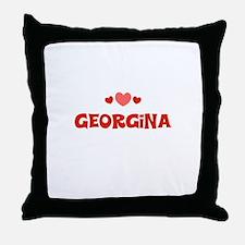 Georgina Throw Pillow