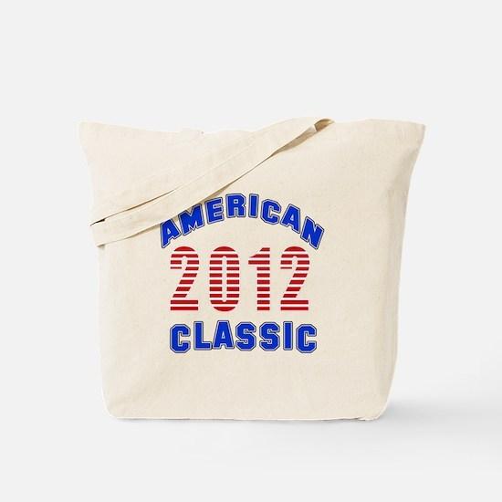 American Classic 2012 Tote Bag