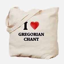 Cool Gregorian chant Tote Bag