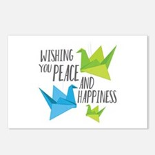 Wishing Peace Postcards (Package of 8)