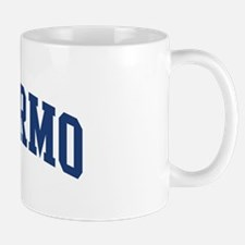 GUILLERMO design (blue) Mug