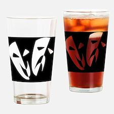 Cute Tragedy Drinking Glass