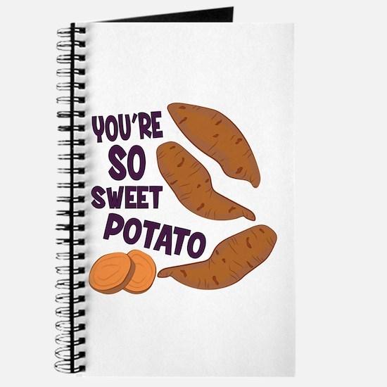 So Sweet Potato Journal