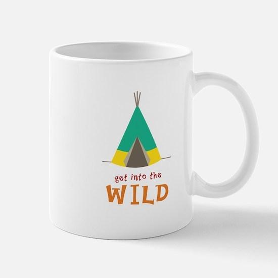 Into The WildTeepee Mugs