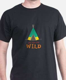 Into The WildTeepee T-Shirt