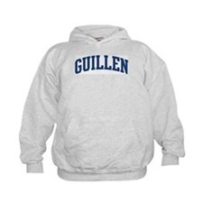 GUILLEN design (blue) Hoodie