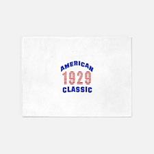 American Classic 1929 5'x7'Area Rug
