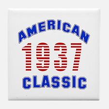 American Classic 1937 Tile Coaster