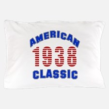 American Classic 1938 Pillow Case