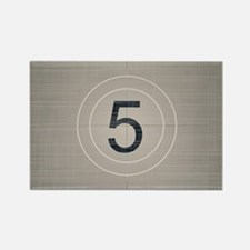 Funny Countdown Rectangle Magnet