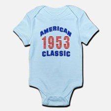 American Classic 1953 Infant Bodysuit