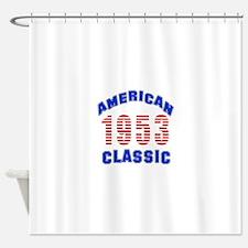 American Classic 1953 Shower Curtain