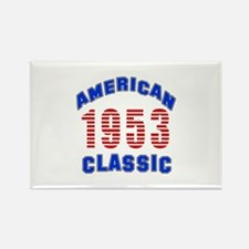 American Classic 1953 Rectangle Magnet