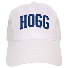 HOGG design (blue) Baseball Cap