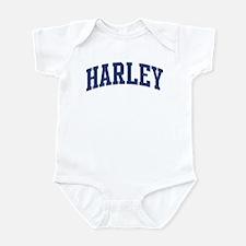 HARLEY design (blue) Infant Bodysuit