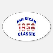 American Classic 1958 Decal