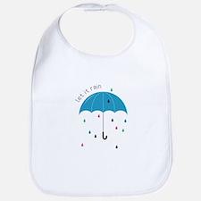Let It Rain Bib