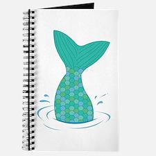 Mermaid Tail Journal