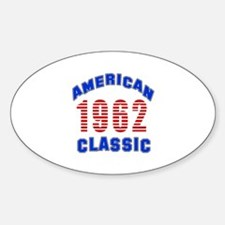 American Classic 1962 Decal