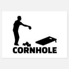 Cornhole Invitations