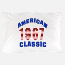 American Classic 1967 Pillow Case