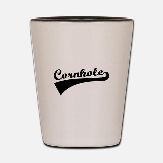Cornhole Shot Glass