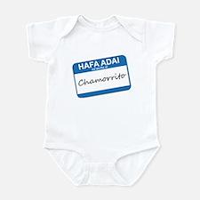 Hafa Adai... Chamorrito Infant Bodysuit