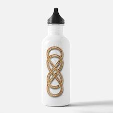 Double Infinity Cloiso Water Bottle