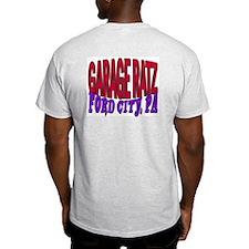 GARAGE RATZ Ash Grey T-Shirt