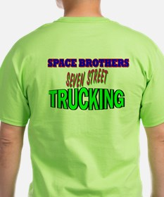 SPACE BROTHER'S TRUCKING T-Shirt